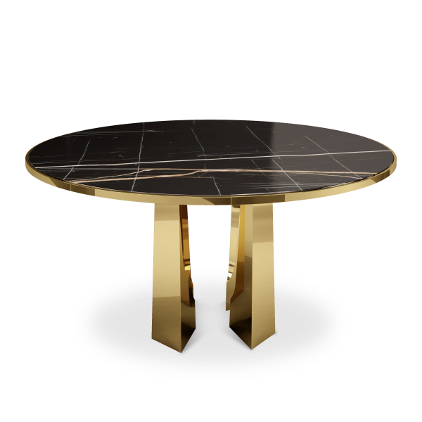 Mills Dining Table by Porus Studio