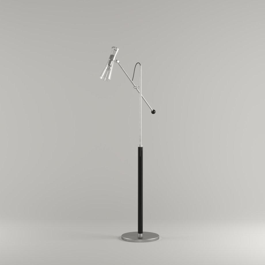 Mitte floor lamp