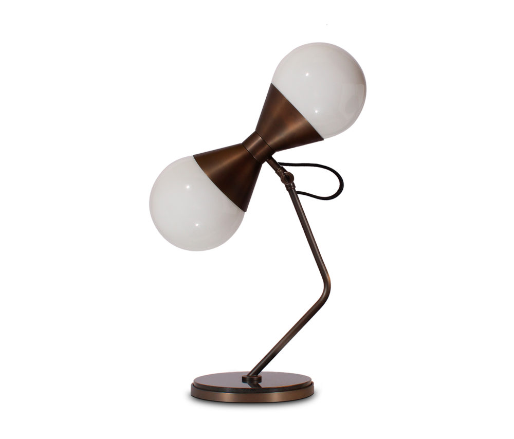 NoMad Table Lamp | Bedroom lighting Piece