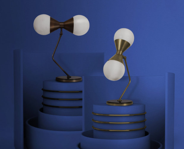 Classic blue pieces to light up your décor