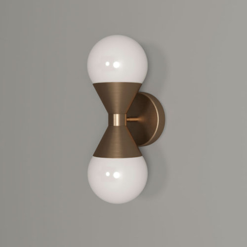 Nomad wall lamp