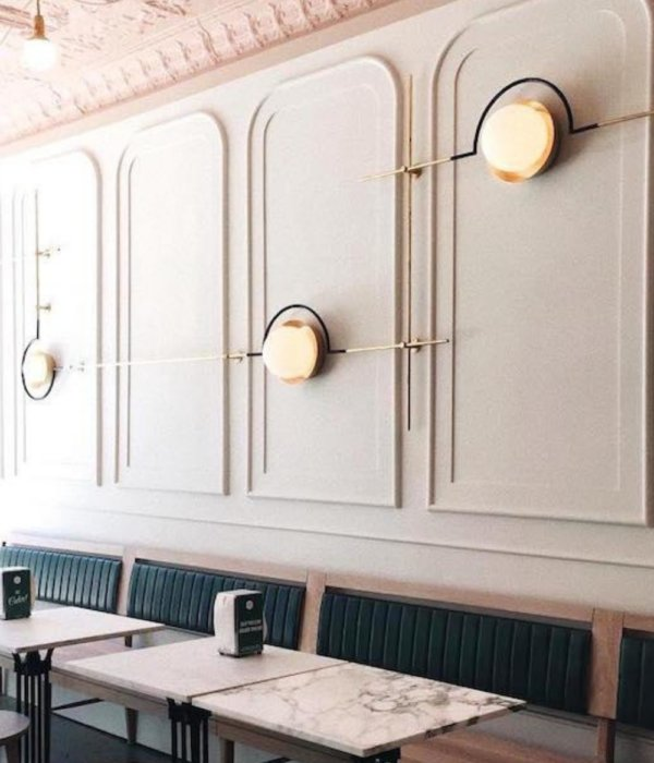 Outstandig wall sconces for restaurants