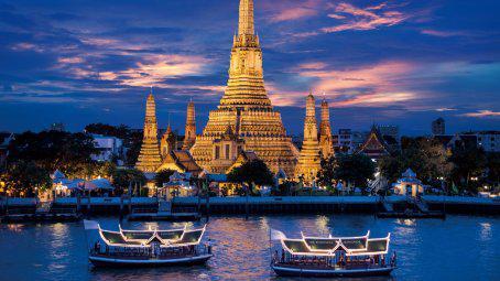 Top tourist destinations