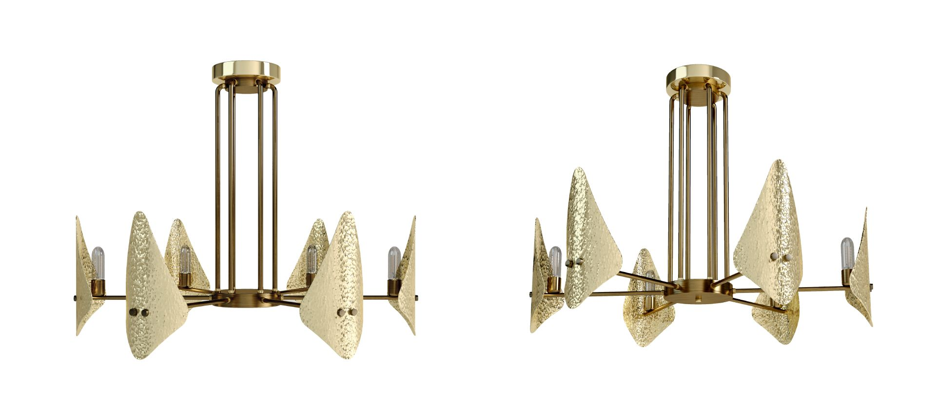lily suspension lamp