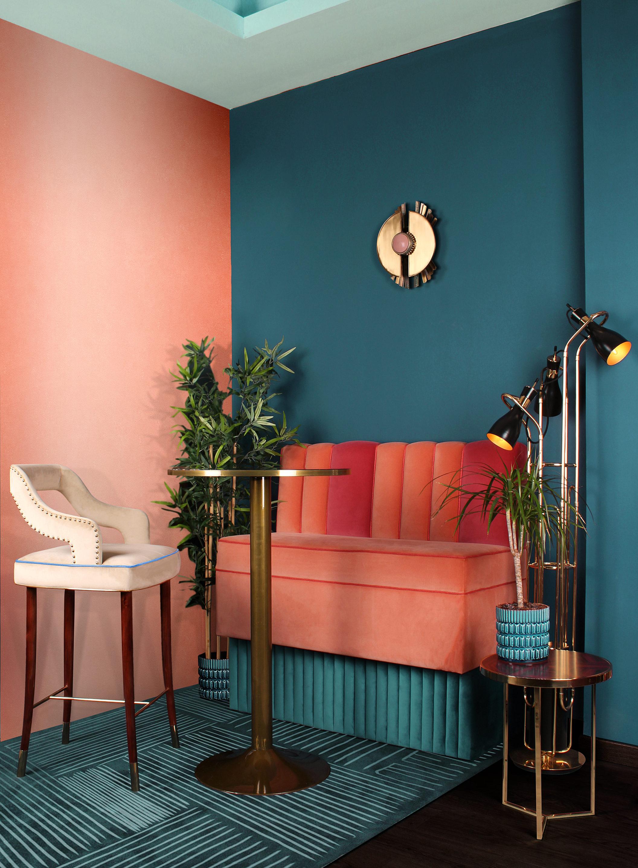 Palm Wall Lamp