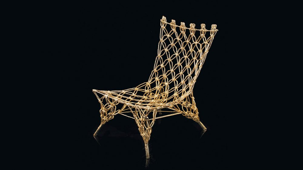 Marcel-Wanders-Knotted-Chair