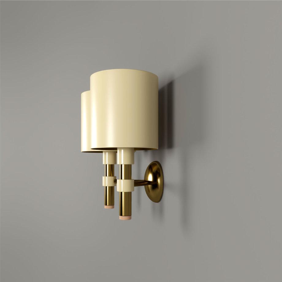 Salamanca ii wall lamp