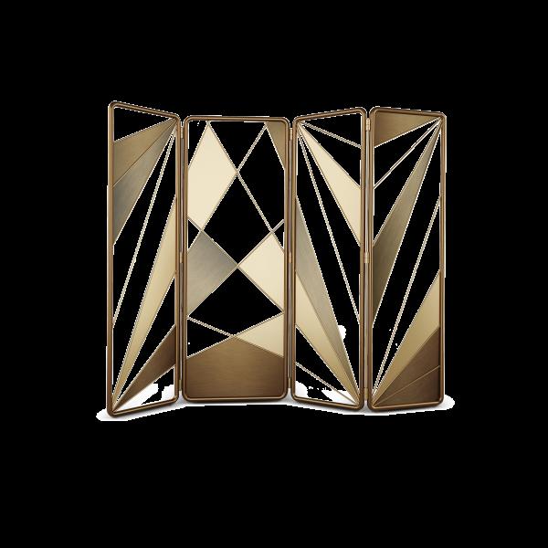 Seattral Folding Screen by Porus Studio