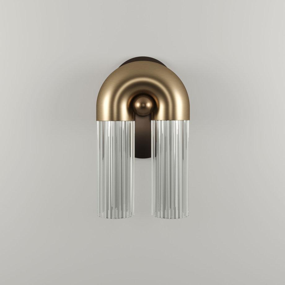 Silo wall lamp