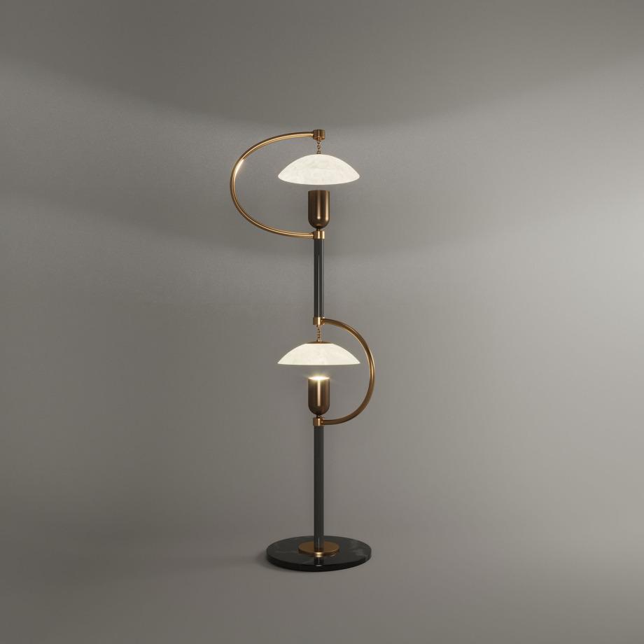 Sofo floor lamp