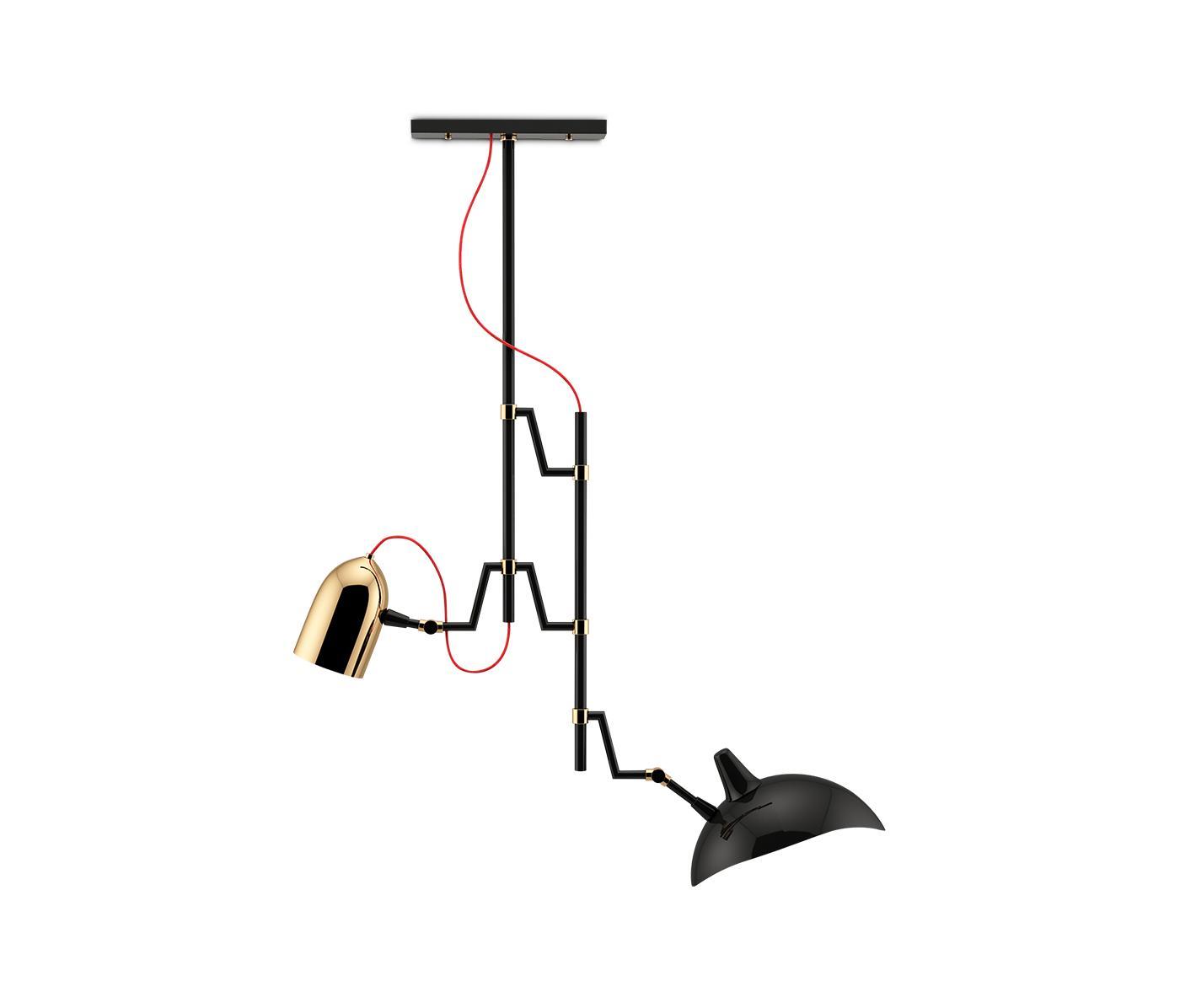 Strøget Suspension Lamp