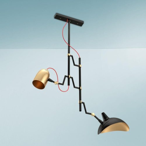 Strøget Suspension Lamp
