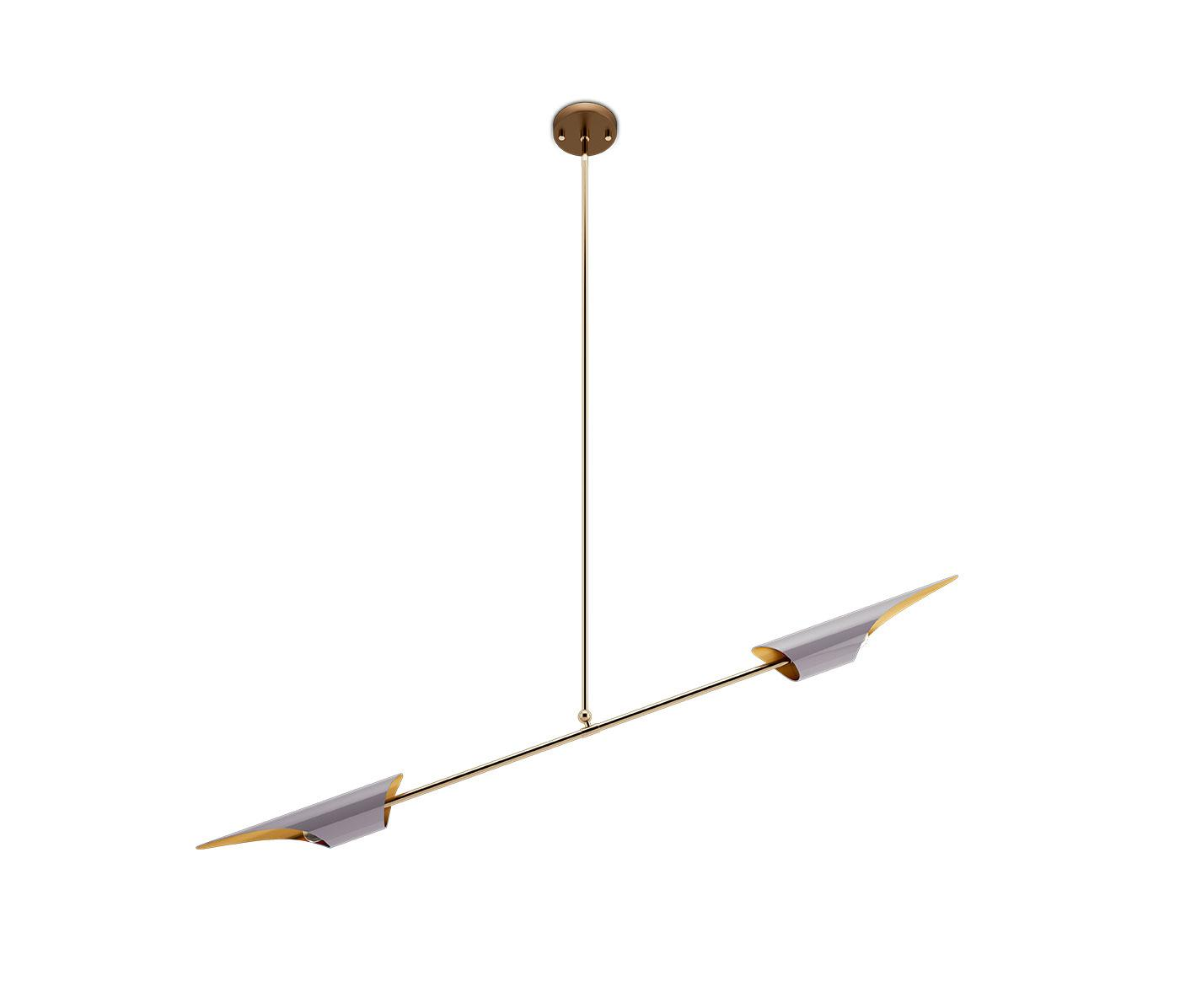 Swan Suspension Lamp