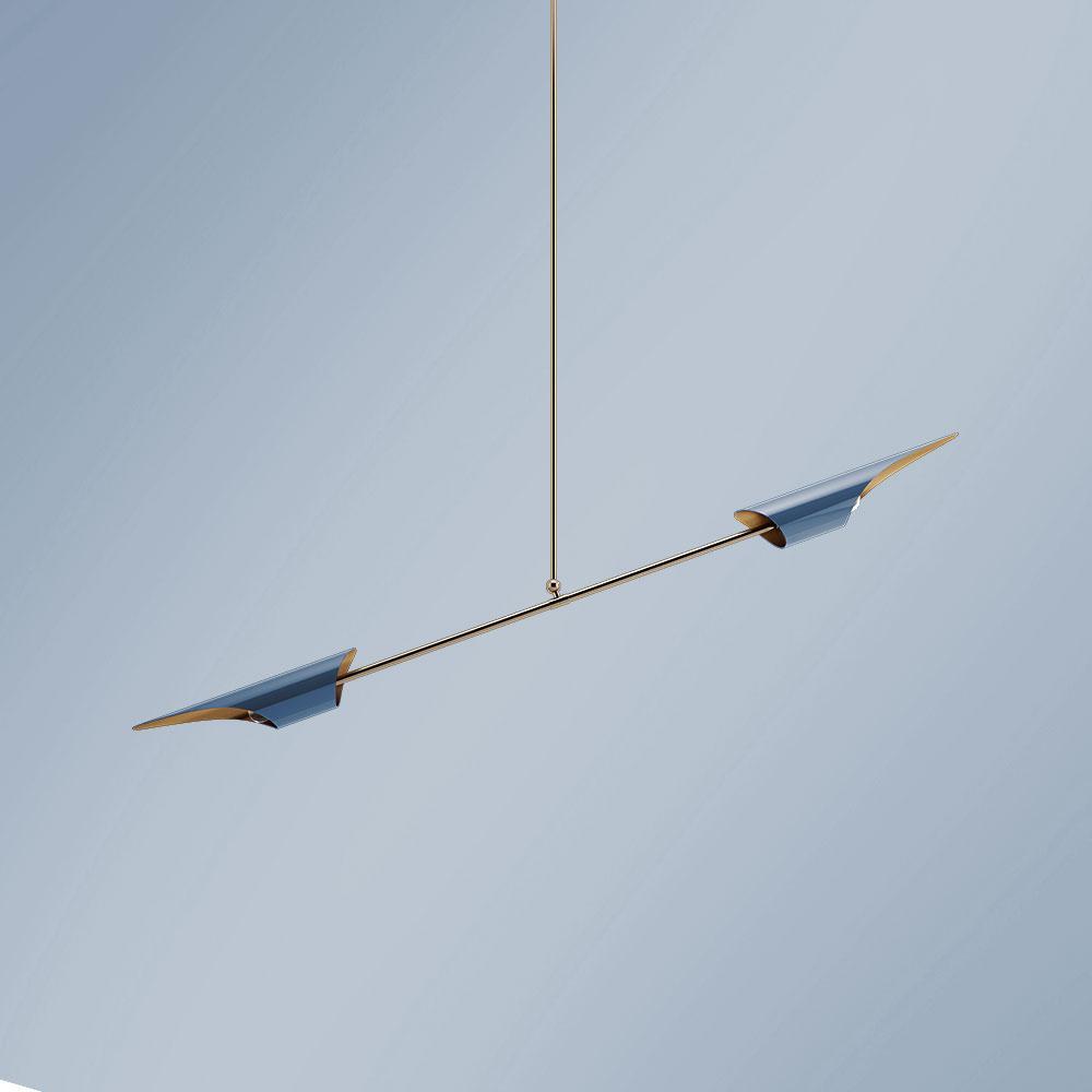 Swan Suspension Lamp