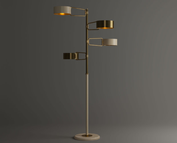 Tall lamps by creativemary