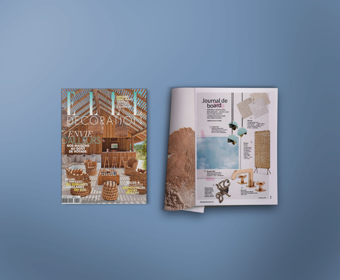 Top 10 Interior Design Magazines-elledecorationfr