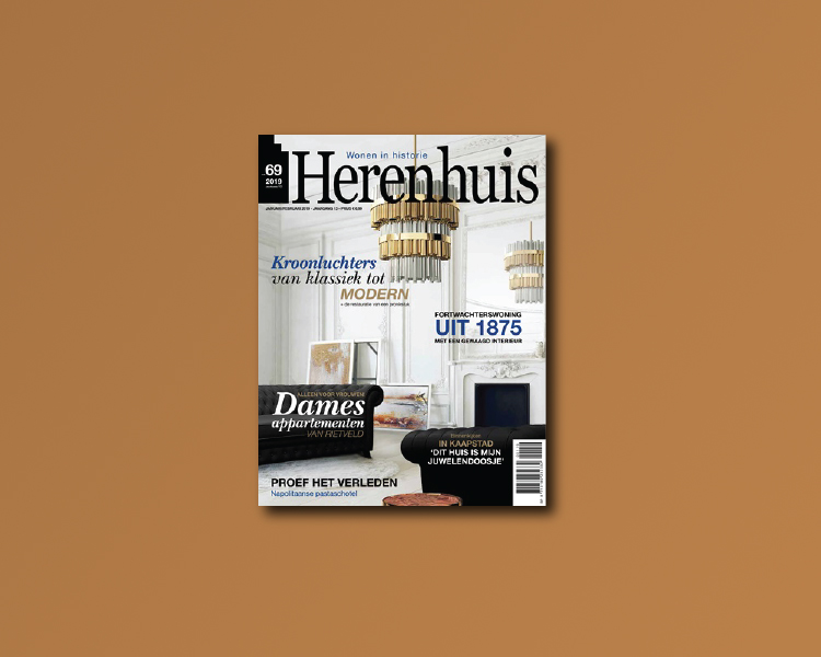 Top 10 interior design magazines herenhuis january 1