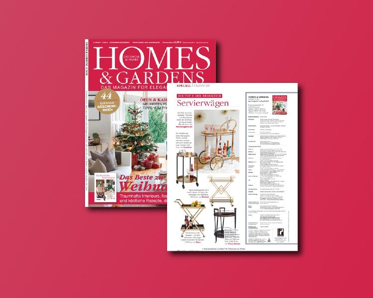 Top 10 Interior Design Magazines-homes-and-gardens