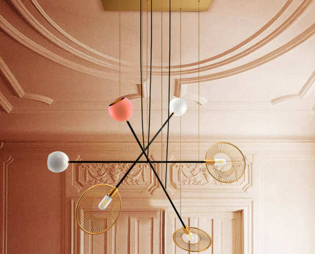 Trendy colors - melrose suspension lamp by creativemar