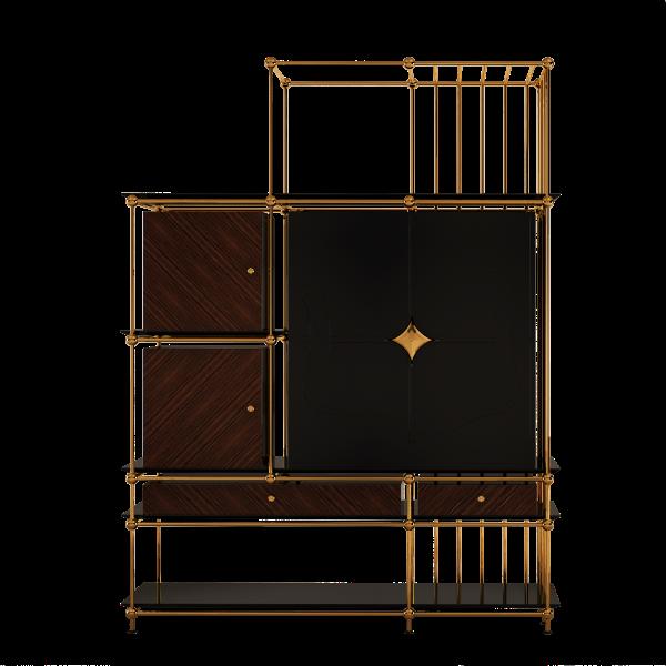Vegas Cabinet by Porus Studio