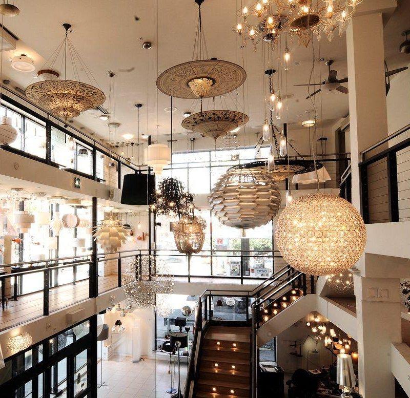 Ahura 10 best lighting stores 1