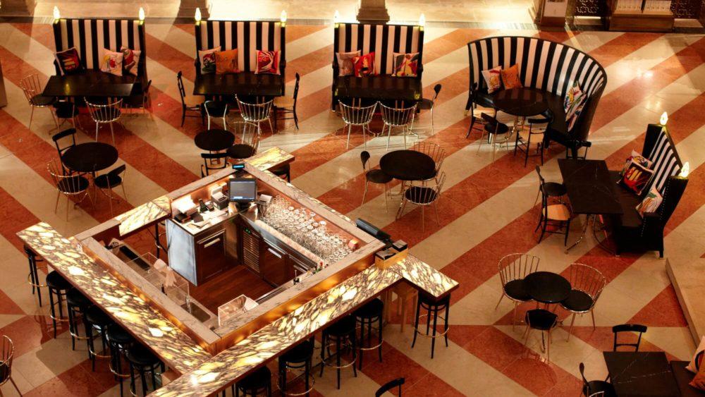 Philippe Stark - Restaurant