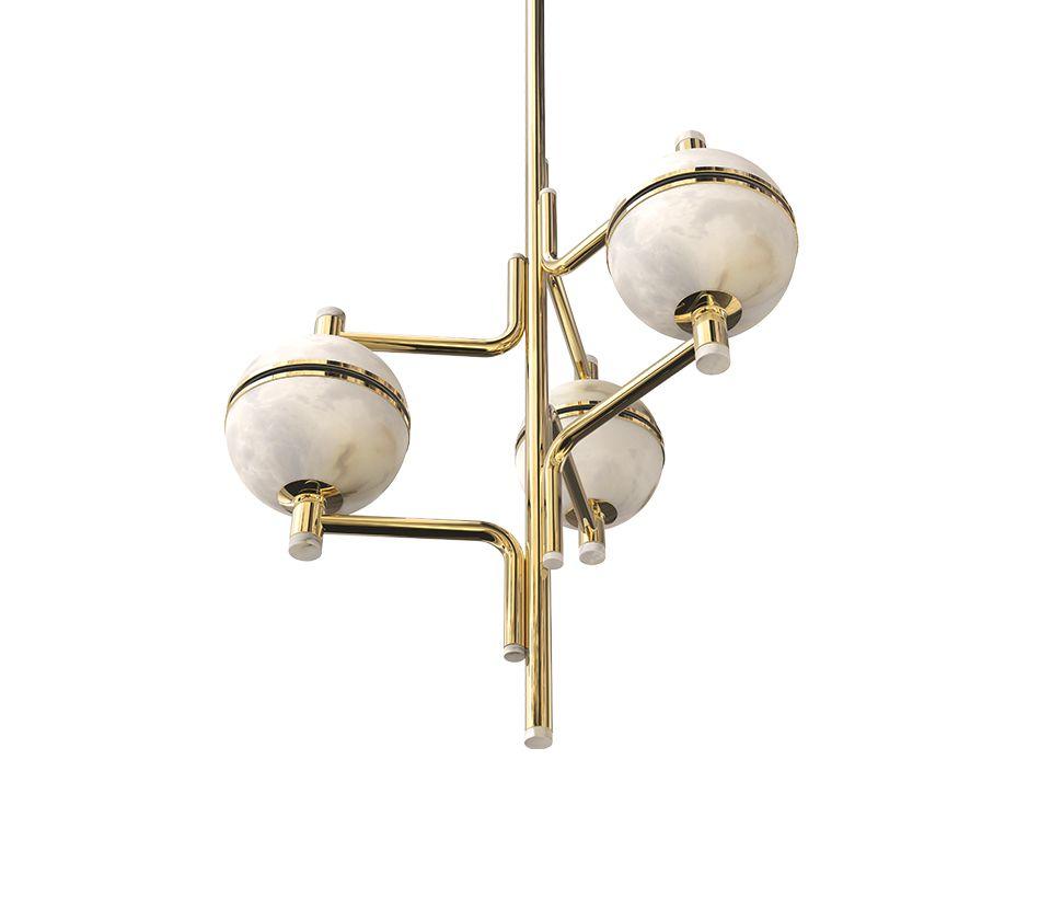 Andros II Suspension Lamp