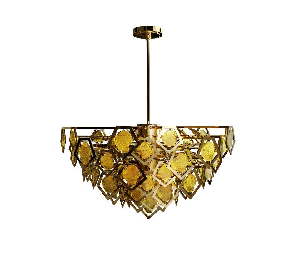 Apidae Suspension Lamp
