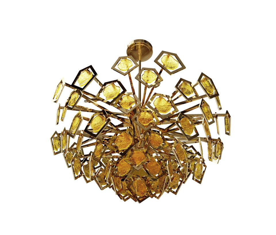 Apidae Suspension Lamp