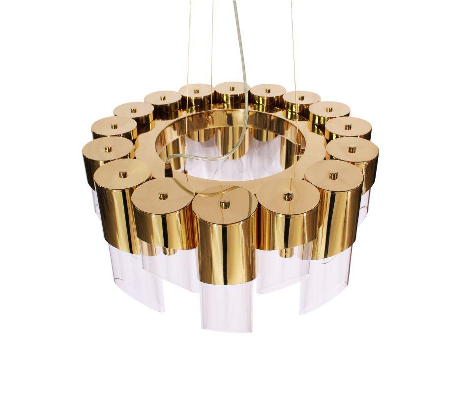 Bamboo II Suspension Lamp