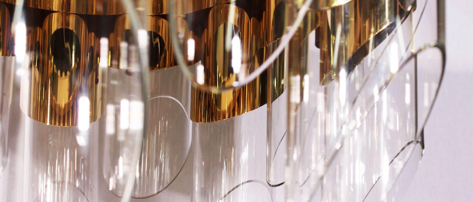 Bamboo II Suspension Lamp