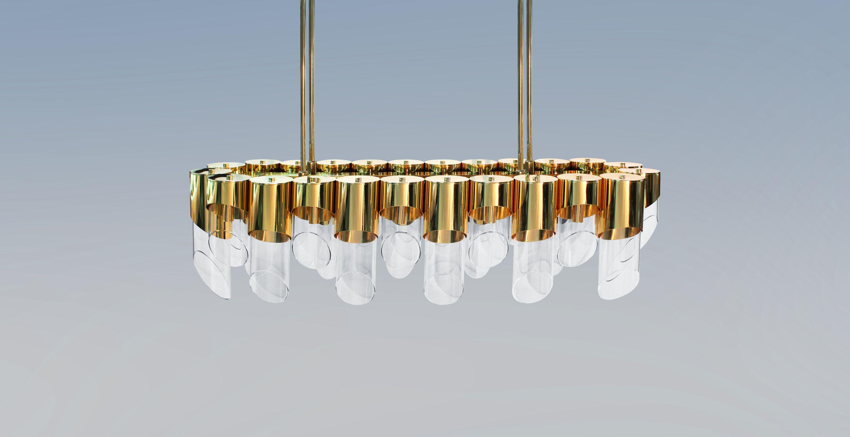 Bamboo III Suspension Lamp
