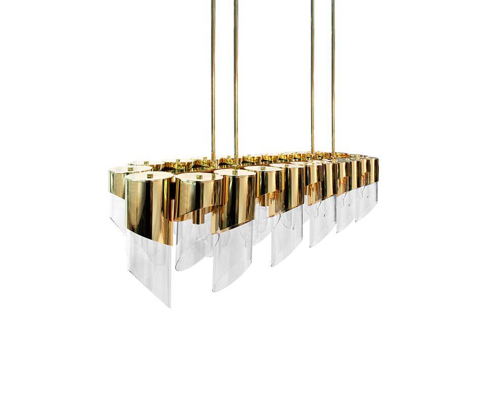 Bamboo III Suspension Lamp