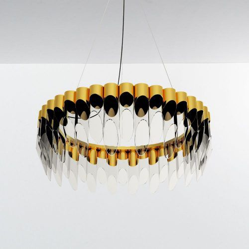Bamboo Suspension Lamp | Bamboo luxury lighting Family