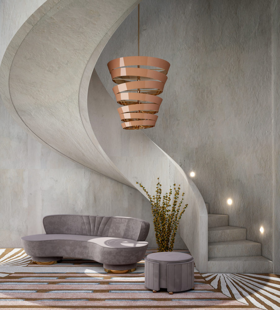 Bilbao Suspension Lamp
