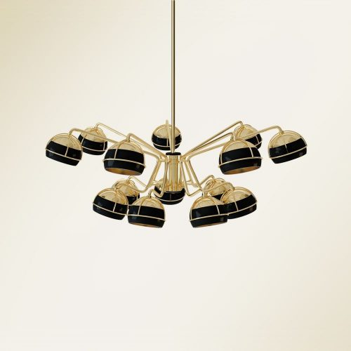 Black Widow II Chandelier