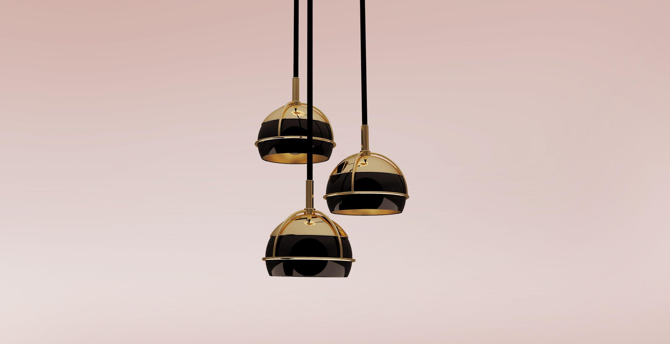 Black Widow III Pendant Lamp