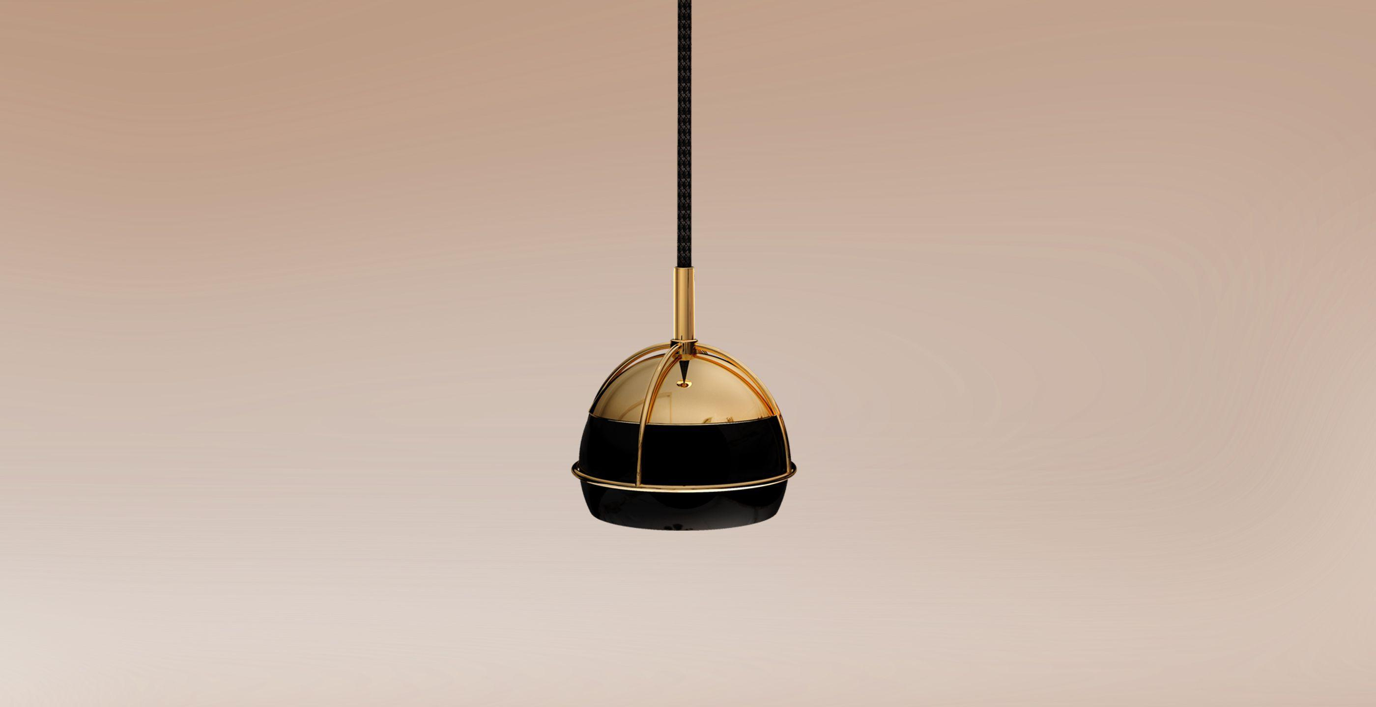Black Widow Pendant Lamp
