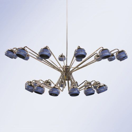 Black Widow Chandelier