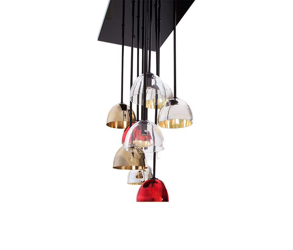 Bombarda II Suspension Lamp