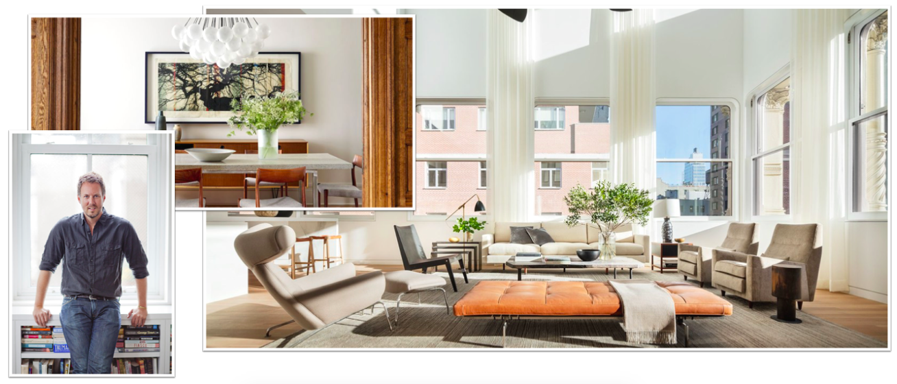 Interior Designers A-List Elle Decor