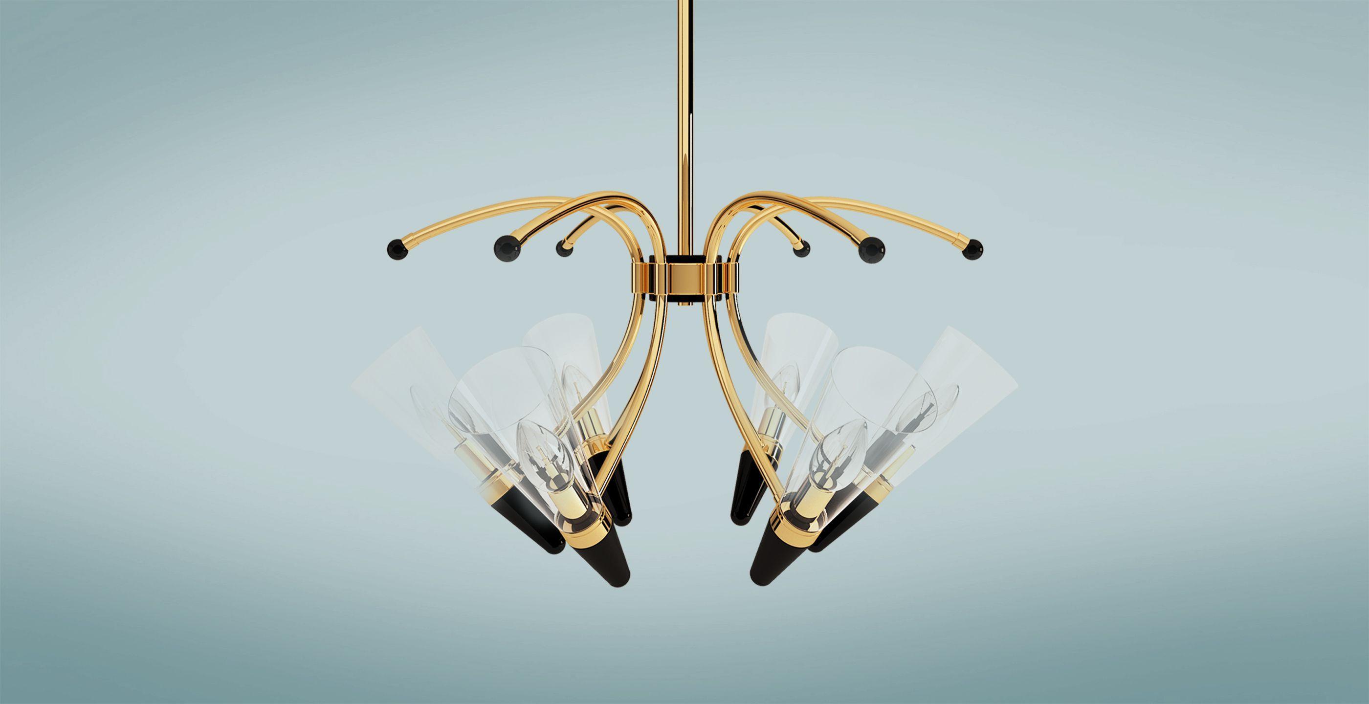 Buena Vista Suspension Lamp