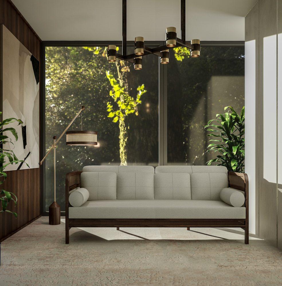 Interior Design Trends - Rattan