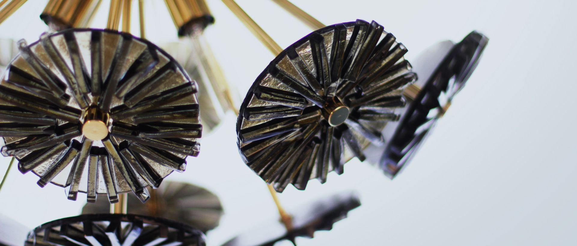 Dandelion Suspension Lamp
