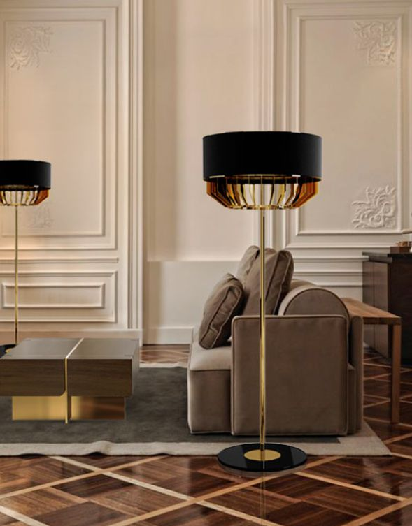 Dubai Floor Lamp