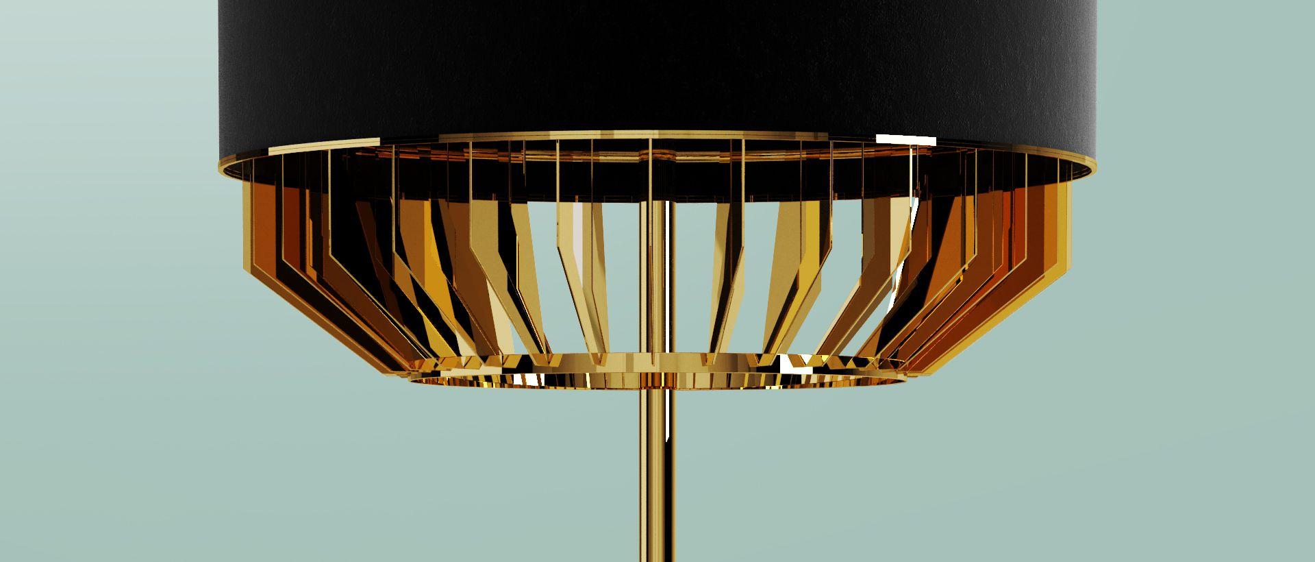 Dubai Floor Lamp