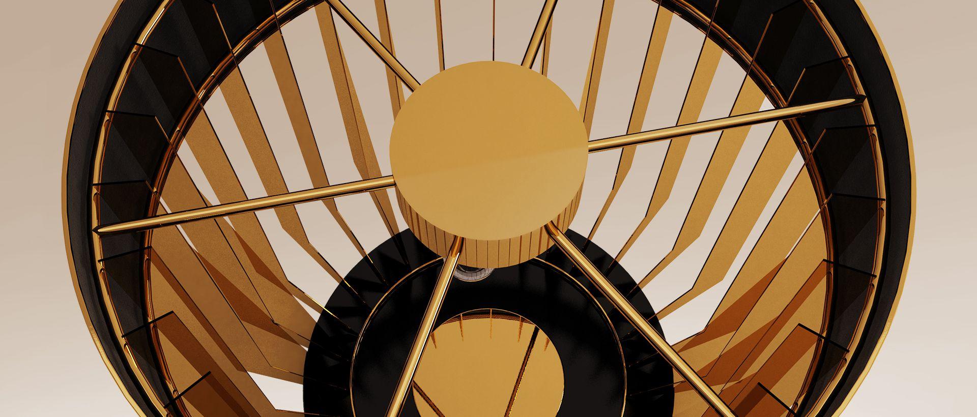 Dubai Table Lamp