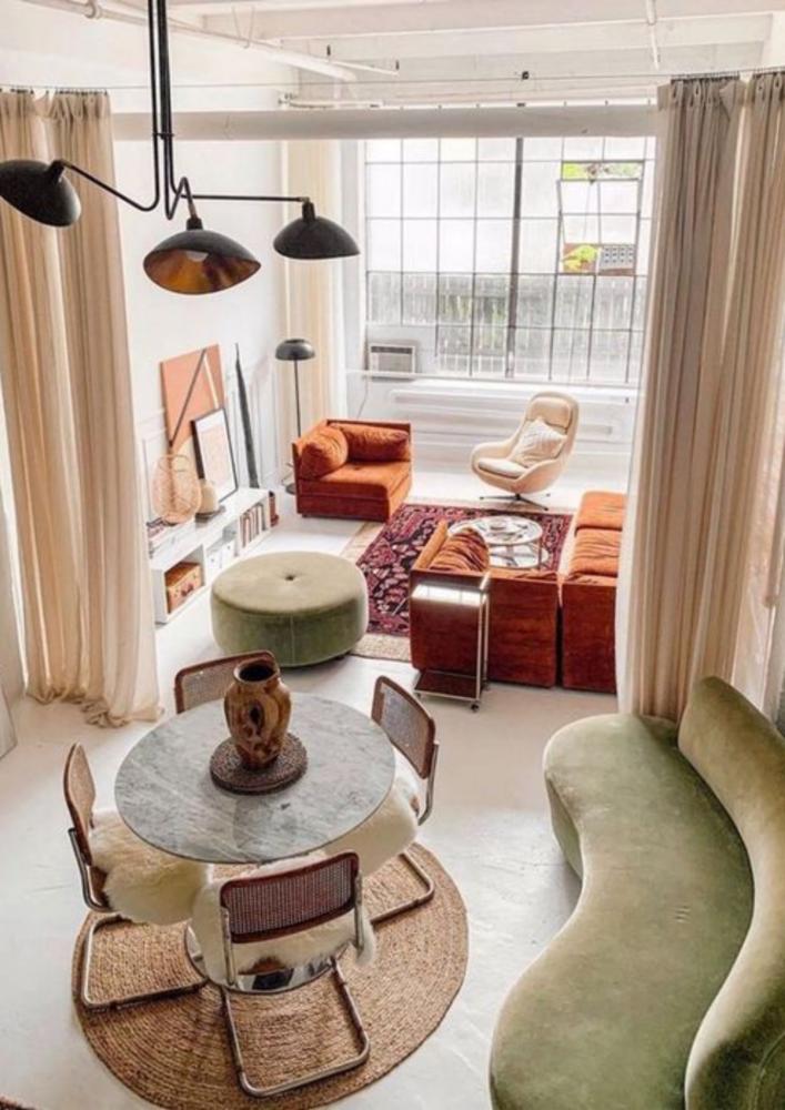 Ecletic interior design style-creativemary lighting