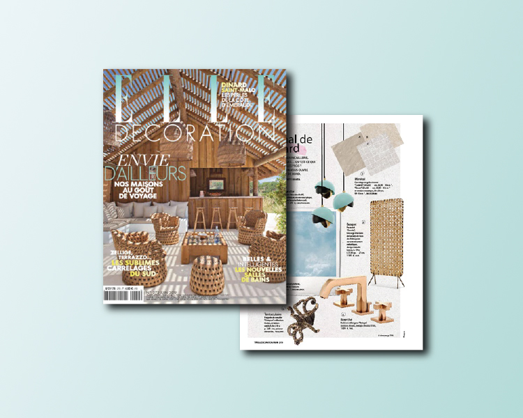 Interior design magazines