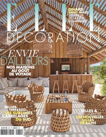 Elle Decoration France May 2019